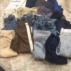 Other - 20 piece boys 2t jeans/pants lot